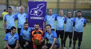 Van SMMMO Futbol Turnuvası