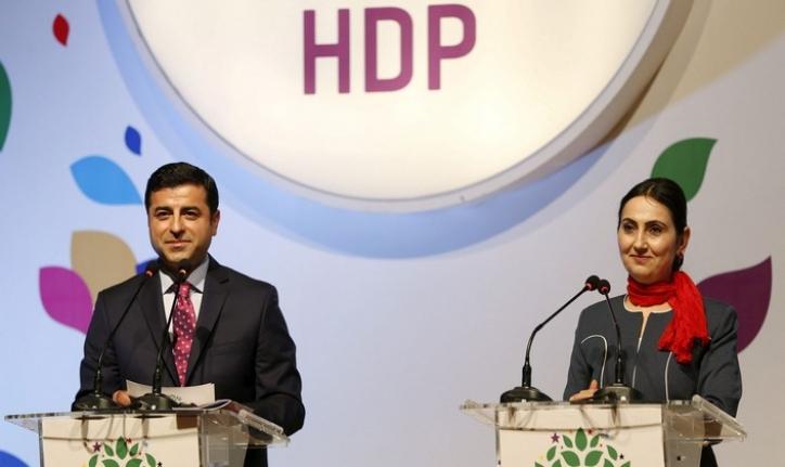 6 bin HDP'li cezaevinde, 96 belediyede...