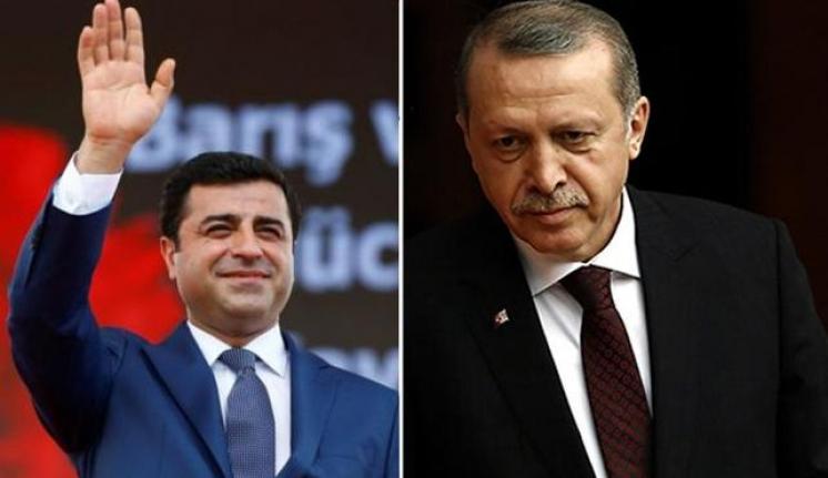 Erdoğan 'Karar bizi bağlamaz' dedi. Demirtaş yanıt verdi!