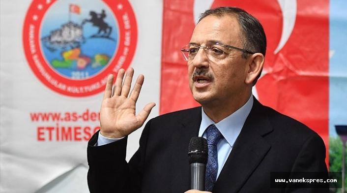 AKP'li Özhaseki'den Erken Seçim Çıkışı