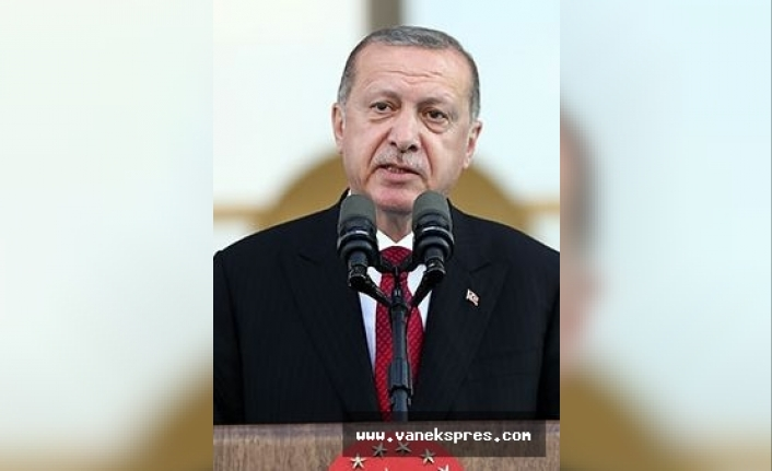 Erdoğan'dan Çağrı:İster kapalı ister açık bütün vatandaşlar...