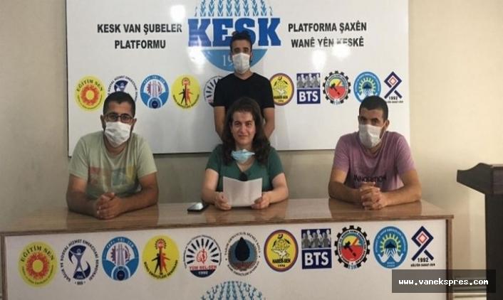 SES: Van'daki Pozitif olan bin 200 kişiden 25'i sağlık çalışanı