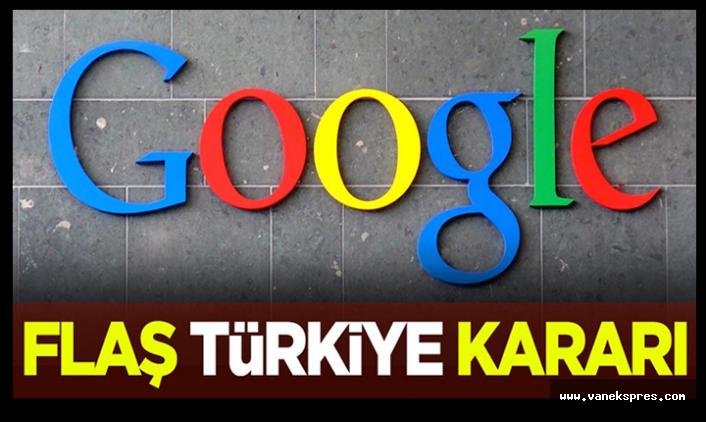 Google'den Türkiye Ofis Açıklaması