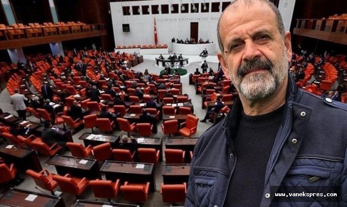 Meclis'ten HDP'li Eski Vekil Tuma Çelik için ortak karar