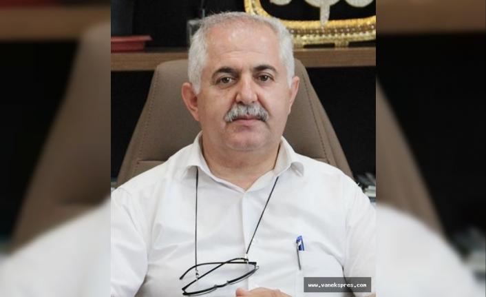 Van Tarım İl Müdürü Görentaş Covid19'a yakalandı