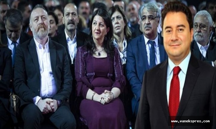 DEVA Lideri Ali Babacan'dan HDP mesajı