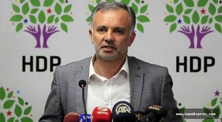 HDP'liler boykot'ta: Ayhan Bilgen İbadetimi yapamıyorum