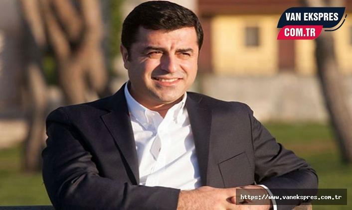 AİHM, Demirtaş'ın derhal serbest bırakılmasını istedi
