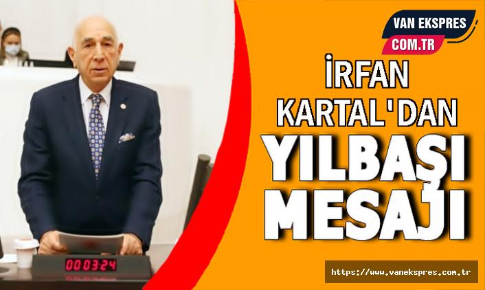 AK Parti'li Kartal'dan yeni yıl mesajı