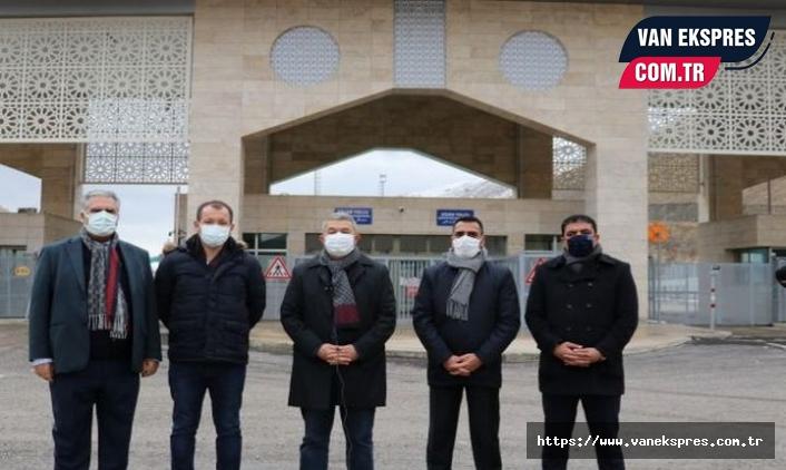 Başkan Takva, Kapıköy İstemini Yeniledi