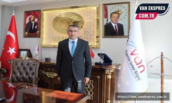 Başkan Aslan'dan Çalışan Gazeteciler Günü Mesajı