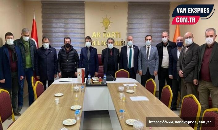 Başkan Türkmenoğlu: Kapıköy Ak Partinin eseridir