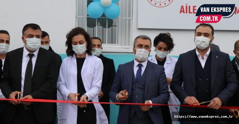 Elmalık Aile Sağlık Merkezi Açıldı