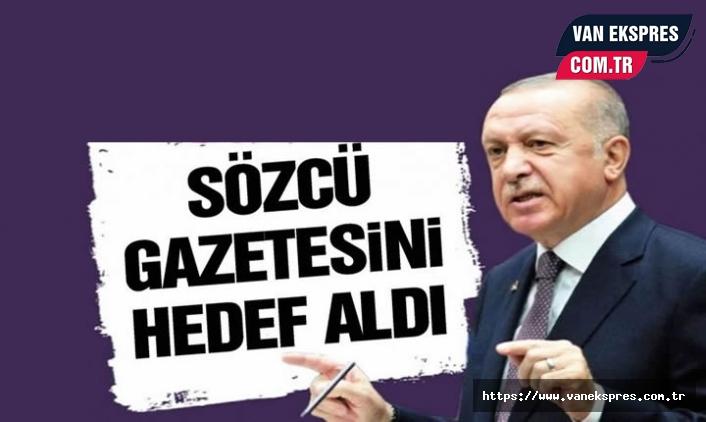 Erdoğan hedef aldı, Basın ilan kurumu harekete geçti
