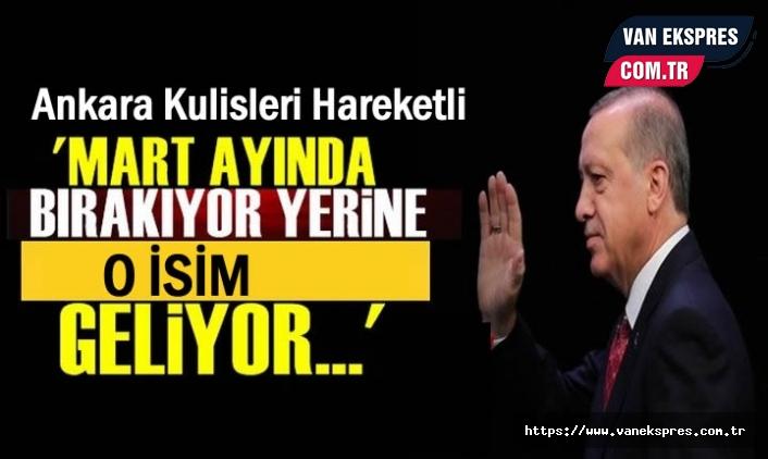 Erdoğan Mart Ayında O Görevini Bırakacak Mı?