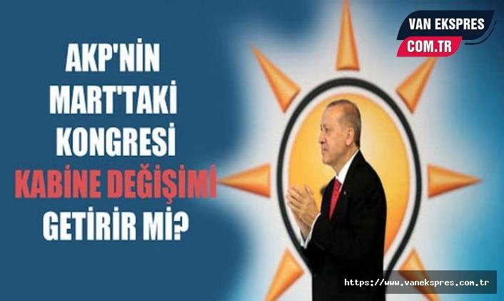 AKP'nin Mart Kongresinde 'revizyon' sesleri… .
