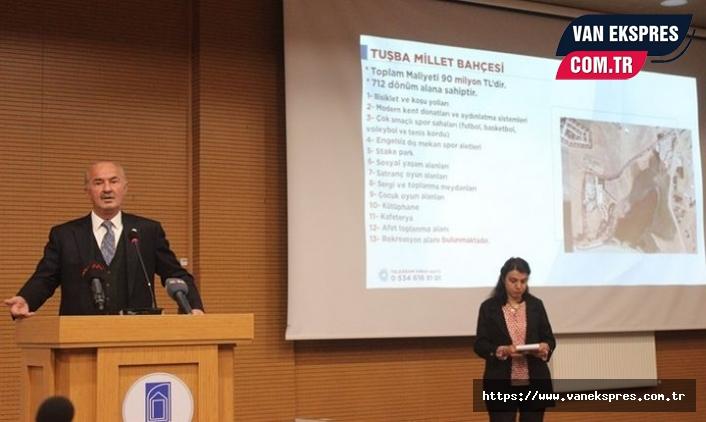 Başkan Akman'dan 2020-2021 değerlendirmesi