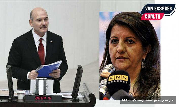 HDP'li Buldan'dan Soylu'ya: Saptırma amaçlı kara propaganda