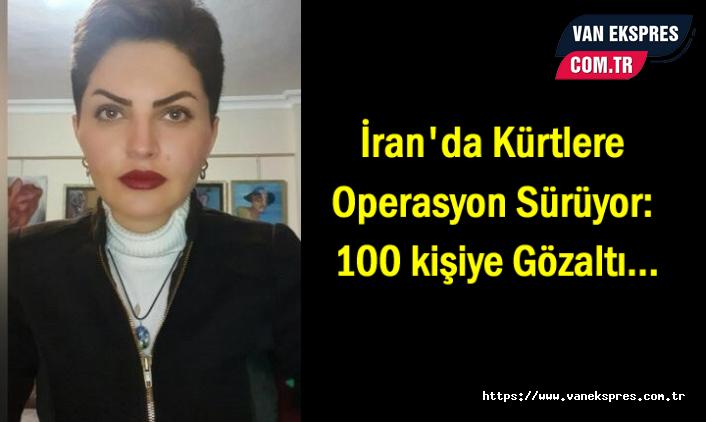 İran'da 100'e yakın Kürt Gözaltına Alındı