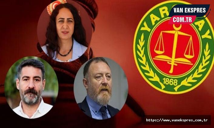 687 HDP'liye  Siyaset yasağı listesinde Vanlı vekiller var mı?