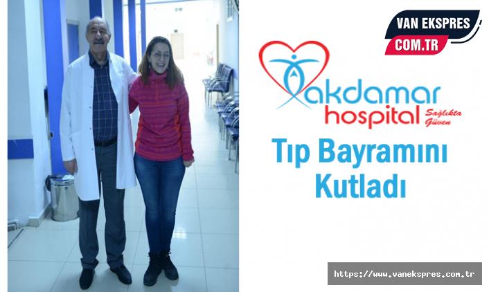 Akdamar Hastanesi Tıp Bayramını Kutladı