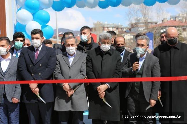 Edremit Belediyesi Şabaniye Parkını açtı