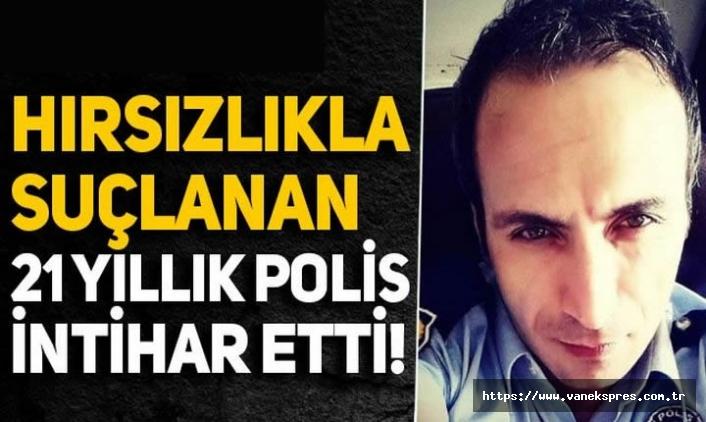 Hırsızlıkla suçlanan 21 yıllık Polis intihar etti!