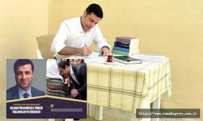 Demirtaş'ın Kobane Kitapçığı: Çarpıcı Gerçekleri Bulacaksınız