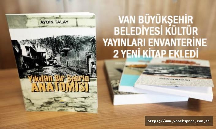Büyükşehir Kültür Yayınları Envanterine Yeni Kitaplar Ekledi