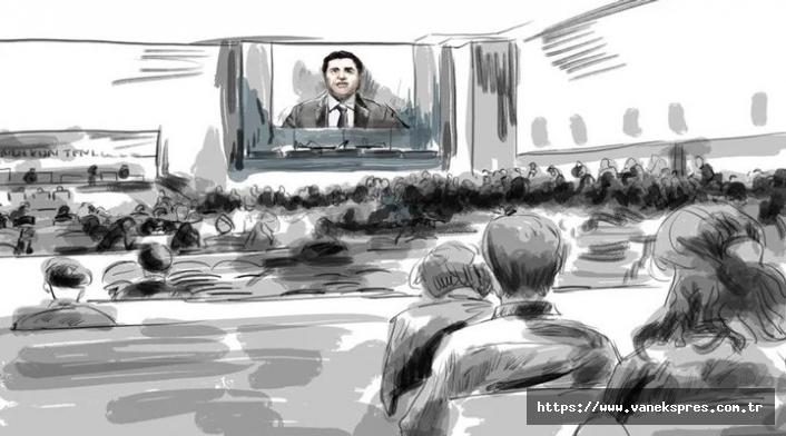 Dede: Kobanê yargılaması yasadışı