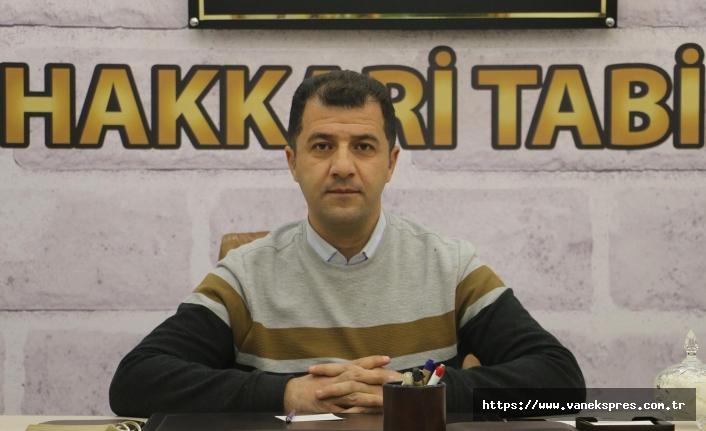 Tabip Odası Başkanı Dr. Yaviç: Salgın genelgelerle yönetiliyor
