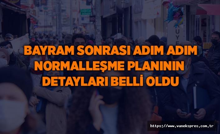 Tam Kapanma Devam Edecek Mi? detayları Erdoğan açıkladı