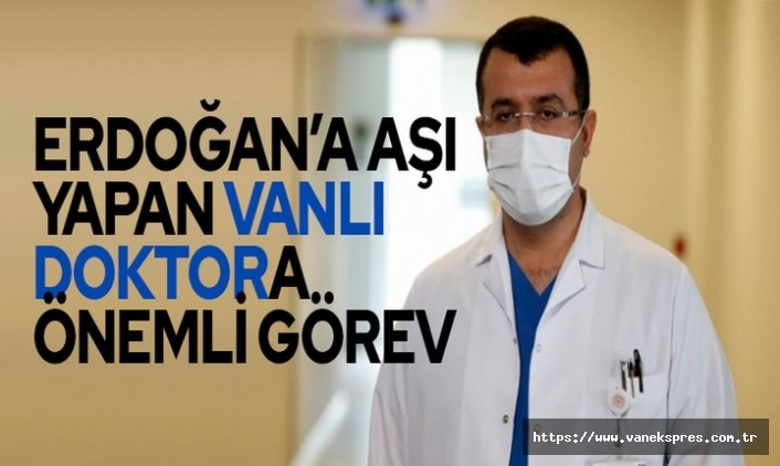 Vanlı Doktor Ankara Şehir Hastanesi Başhekimliğine Atandı