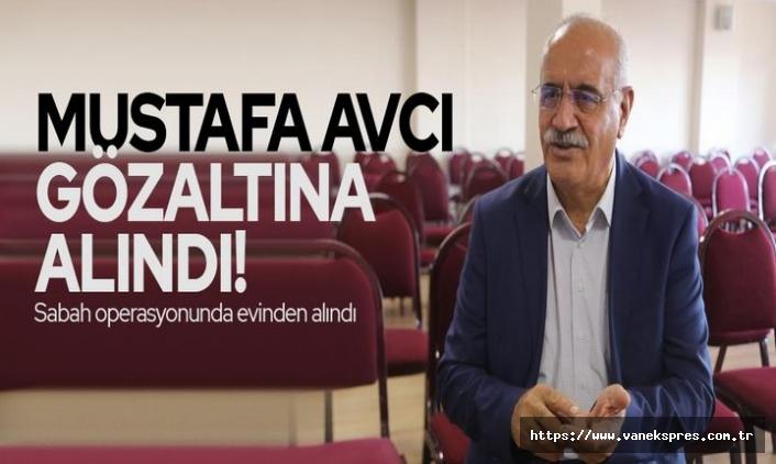 Van Büyükşehir Belediyesi Eşbaşkanı gözaltına alındı