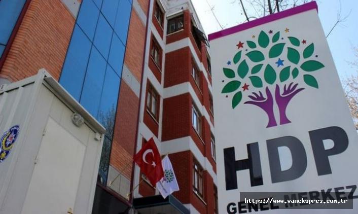 Yargıtay Cumhuriyet Başsavcısı'ndan HDP açıklaması