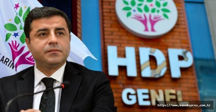 Başkan Demirtaş'a İnsan Hakları ödülü