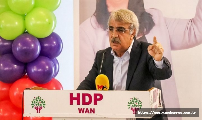 HDP'li Sancar: Demokratik cumhuriyeti hep birlikte kuracağız