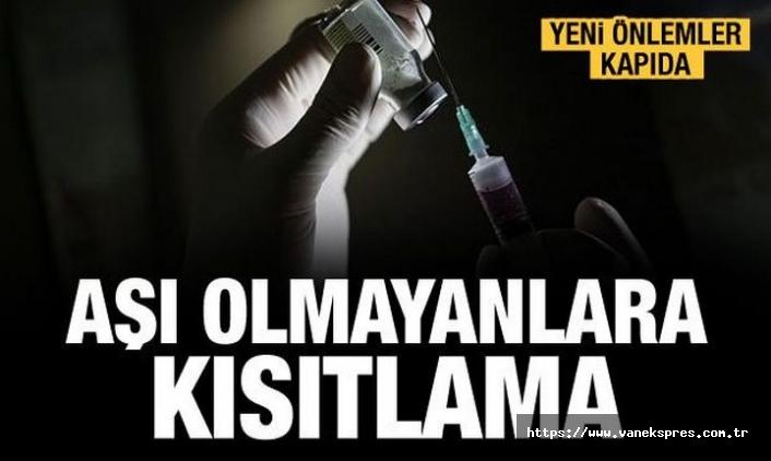 Sırası gelmesine rağmen aşı olmayan 23 Milyon kişi...