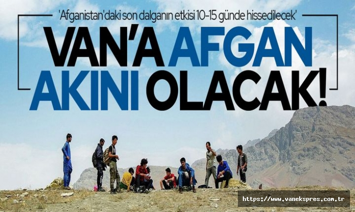 Akın Akın Afganlar Geliyor...