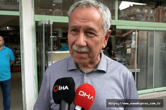 Bülent Arınç'tan Erdoğan'a açık çağrı