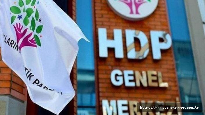 Eski HDP'li Eş başkan'a 30 yıl hapis istemi