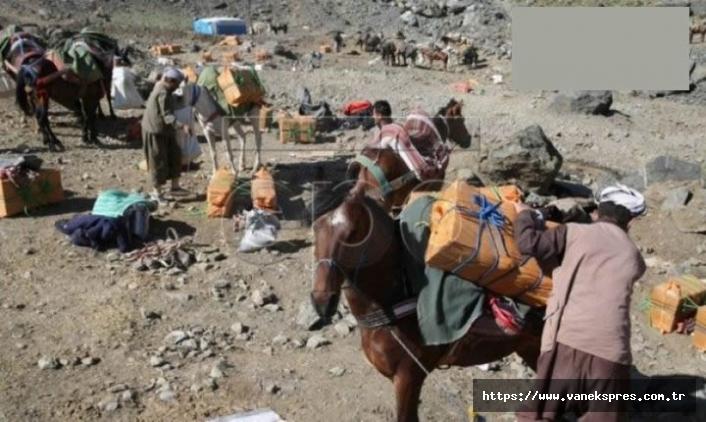 İran sınırında hava saldırısı: 2 ölü, 2 yaralı, 8 gözaltı