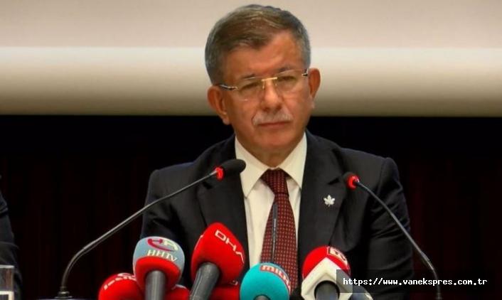 Davutoğlu'ndan çok konuşulacak Kürt ve Muhatap Çıkışı!
