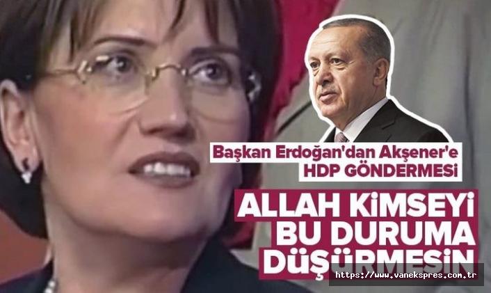 Erdoğan'dan 'başbakan' açıklaması: HDP veto etti