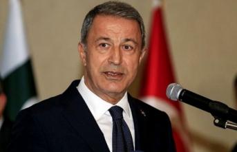 ABD'nin PKK kararına Akar'dan tepki!