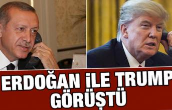 Cumhurbaşkanı Erdoğan Trump'la görüştü: İşte O Ayrıntılar…