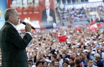 Erdoğan'ın Hedefinde: CHP adayı Alper Taş vardı