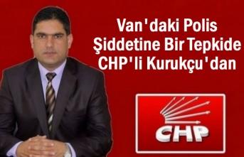 O Görüntülere Bir Tepki de Van CHP'den