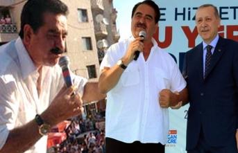 Tatlıses: Ölümüne Kadar Erdoğan'ın Yanındayım