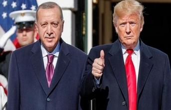 Erdoğan ve Trump ile görüştü...